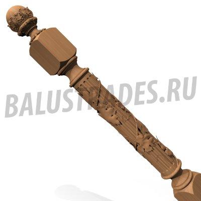 Купить Деревянные Балясины для Лестниц (продам)