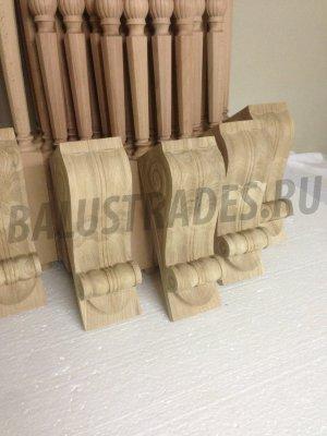 Балясины из дерева для- stamwoodru