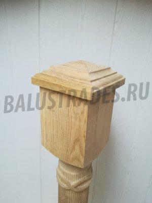 Резной декор из дерева для мебели на заказ, деревянный
